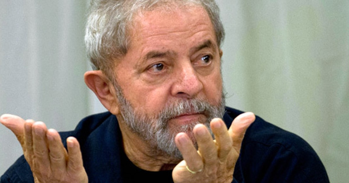Lula está preso desde 7 de abril do ano passado na Superintendência da Polícia Federal em Curitiba.