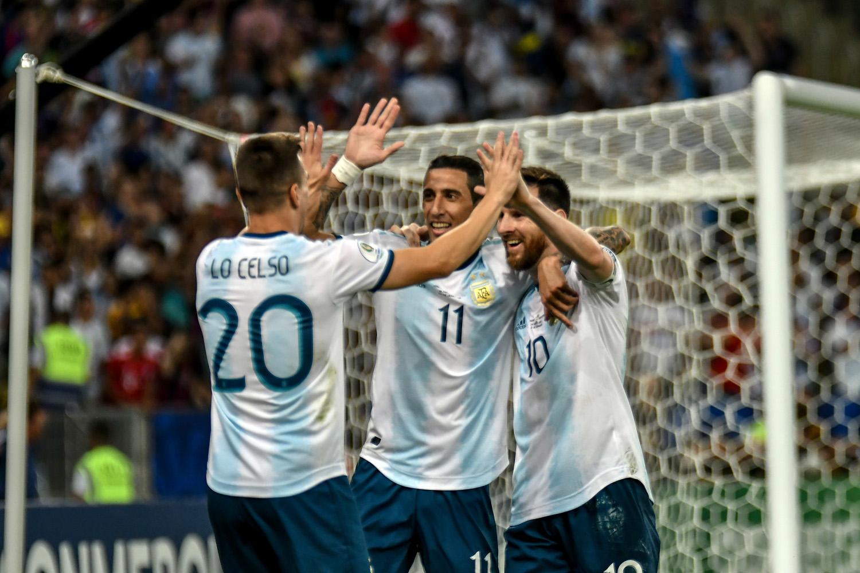 Argentina fará seminal inédita contra o Brasil
