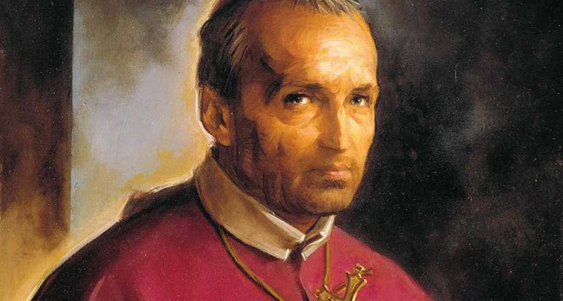 Nascido numa família nobre de Nápoles, Afonso de Ligório teve uma brilhante carreira em direito antes de ser ordenado padre. (Divulgação)