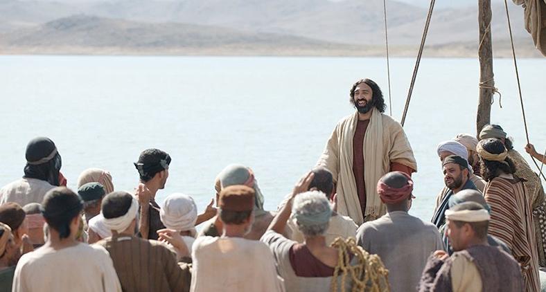 Jesus possui duas naturezas, divina e humana. (Free Bible Images/ Lomo Project)
