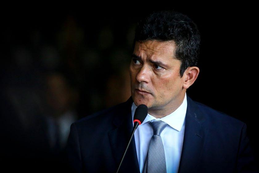 Segundo pesquisa da empresa Atlas Político, 'Sérgio Moro ainda é o político mais popular do Brasil'.