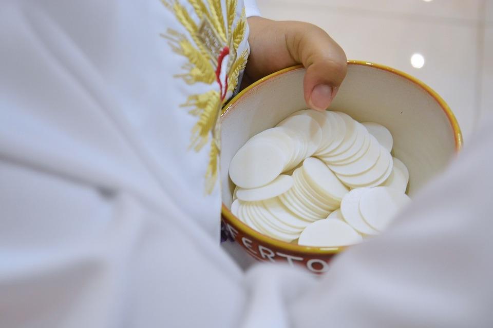 Fazer refeição de sua vida, para configurar-se a ele, eis o propósito da comunhão!
