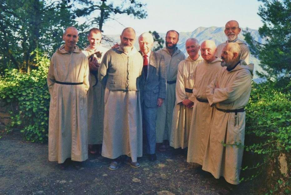 O padre Jean-Pierre é o único sobrevivente do mosteiro de Tibhirine.
