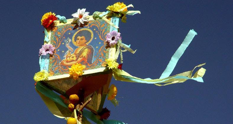 Embora natividade de João Batista seja celebrada no dia 24 de junho, festas juninas estendem sua homenagem ao longo do mês. (Reprodução/ EBC)