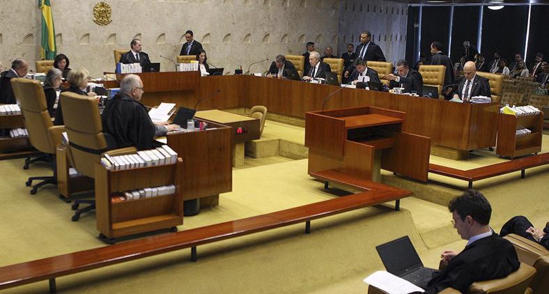 Pouco tem se falado quando se trata de pena substitutiva, e não há jurisprudência consolidada no STF a respeito do tema. (Agência Brasil)