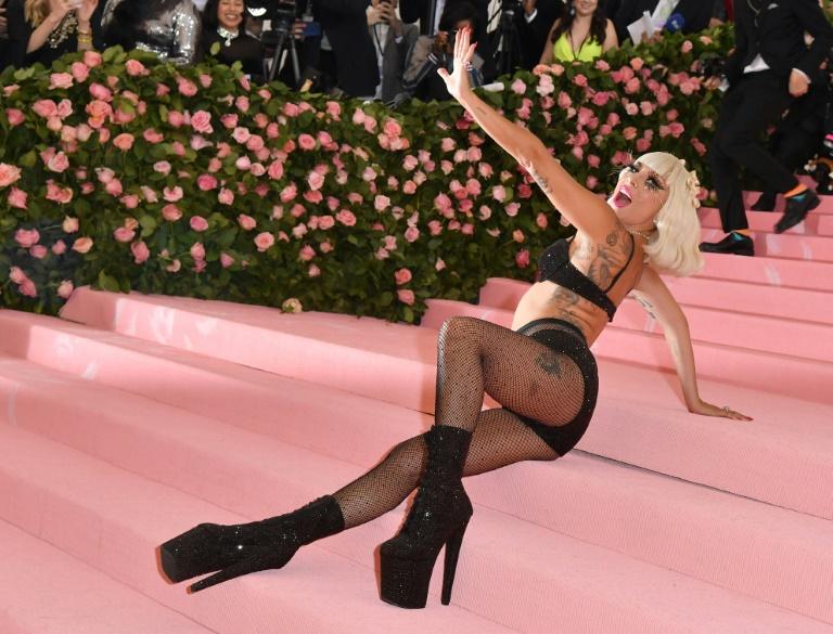 Lady Gaga foi indicada pela canção