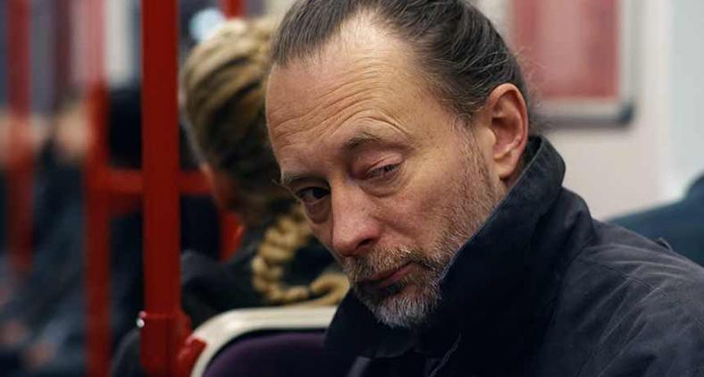 Thom Yorke, do Radiohead, lança clipe de trabalho solo no Netflix. (Divulgação)