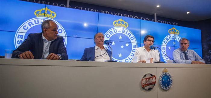 Cruzeiro é acusado por práticas irregulares.
