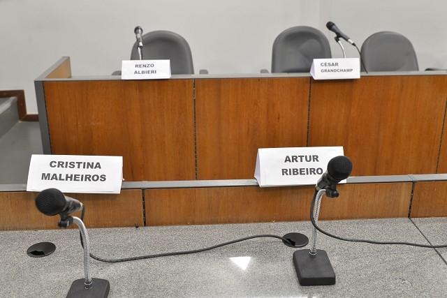 Fernando Henrique Barbosa Coelho falou sozinho na CPI