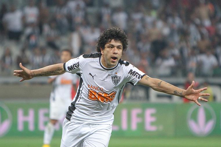 Luan é remanescente da campanha vitoriosa da Copa do Brasil de 2014 e fez gol decisivo na época.