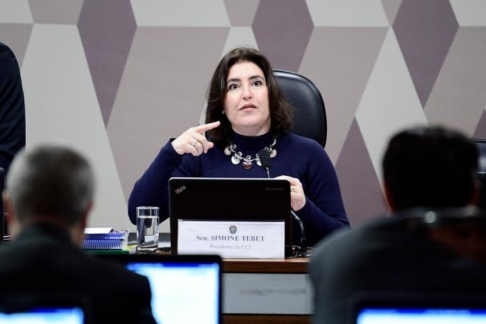 'Quanto mais se debater na CCJ, mais rápido se aprova em plenário. As dúvidas são dirimidas mais facilmente', disse a senadora.