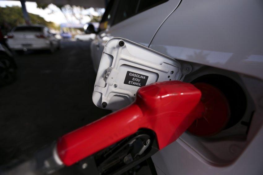 O preço mínimo registrado na semana passada para o etanol em um posto foi de R$ 2,099 o litro, em São Paulo