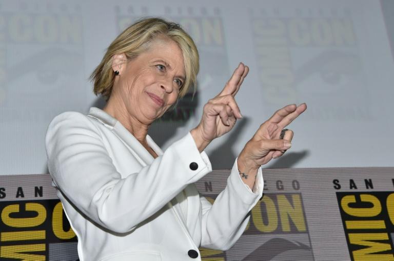 Linda Hamilton volta ao papel de Sarah Connor em