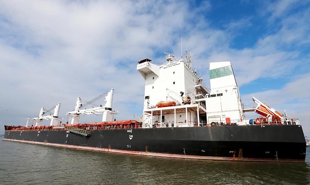 A agência de notícia iraniana Fars disse que a Guarda tomou o controle do Stena Impero na sexta-feira após o navio ter colidido com um barco de pesca iraniano e ignorado seu pedido de ajuda.