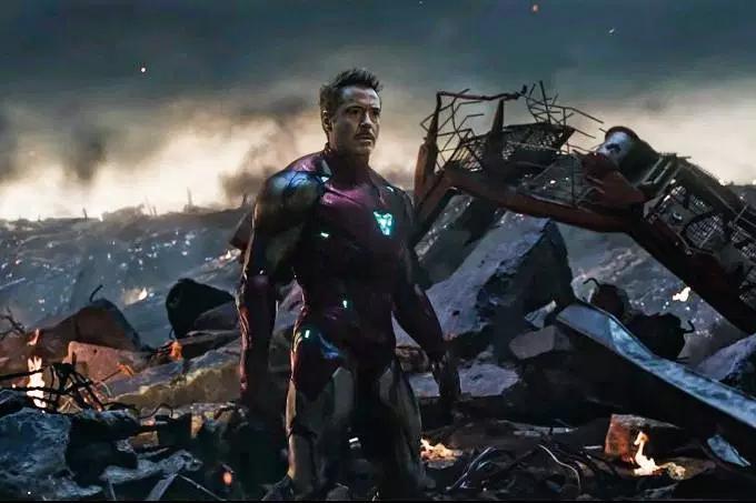 Cena de 'Vingadores: Ultimato' que se tornou o filme de maior bilheteria da história do cinema.