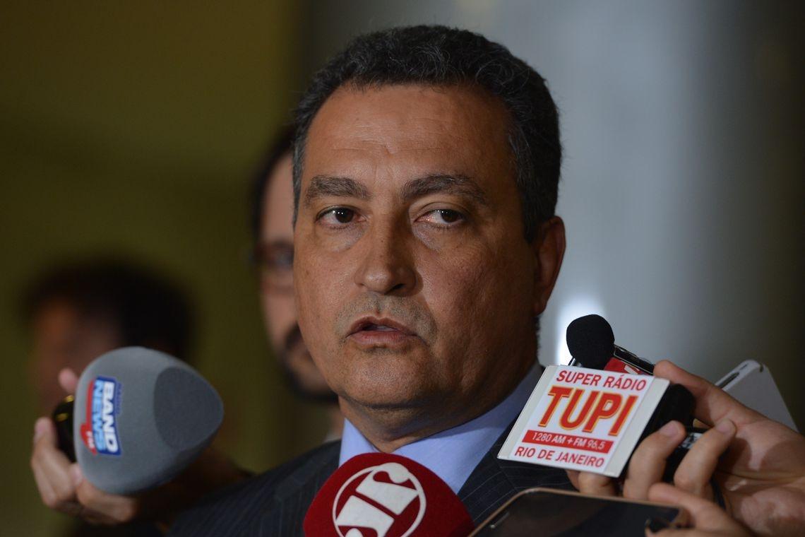 Governador Rui Costa diz que não vai a inauguração de aeroporto, com Bolsonaro, em Vitória na Conquista