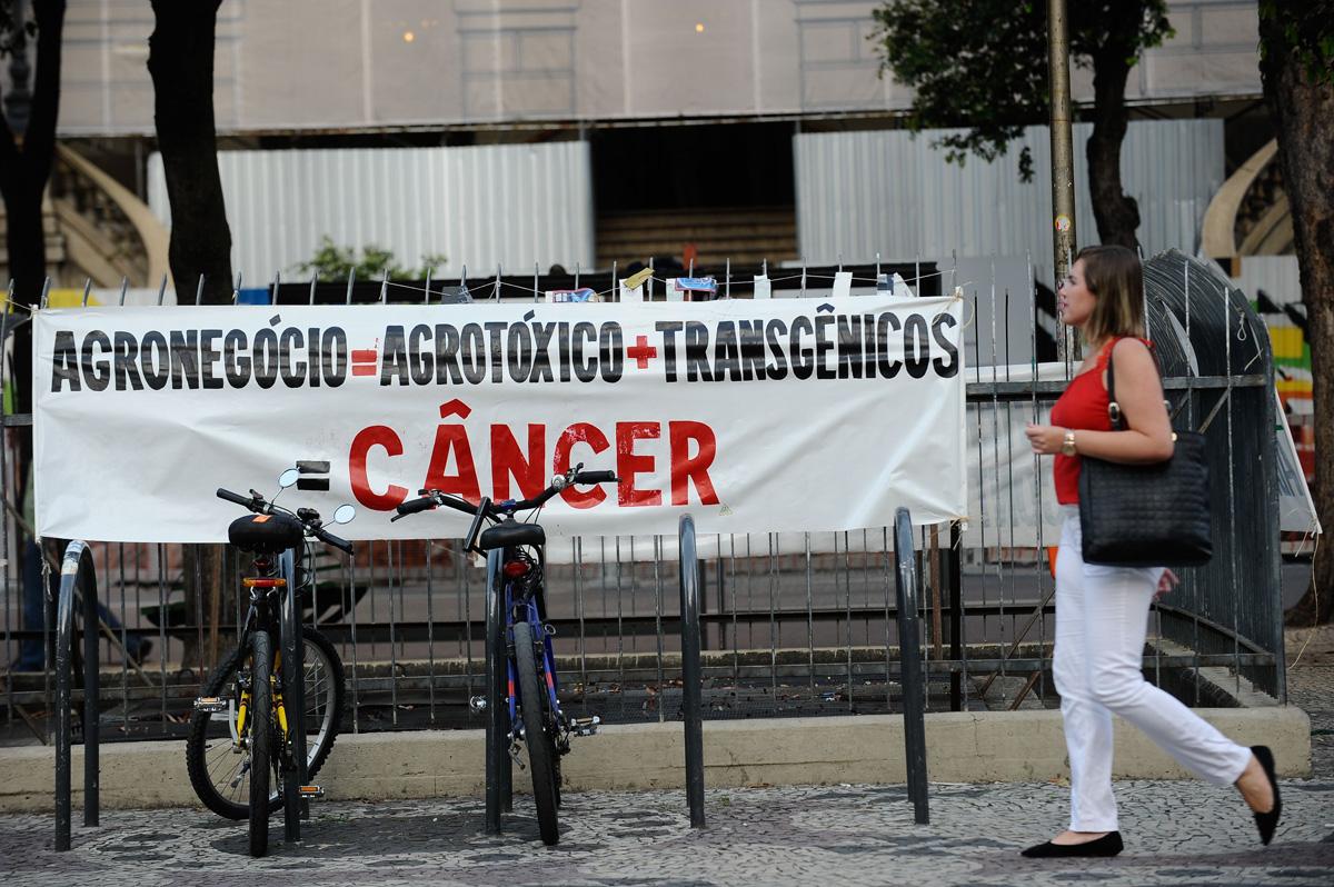 Alguns agrotóxicos são relacionados ao câncer