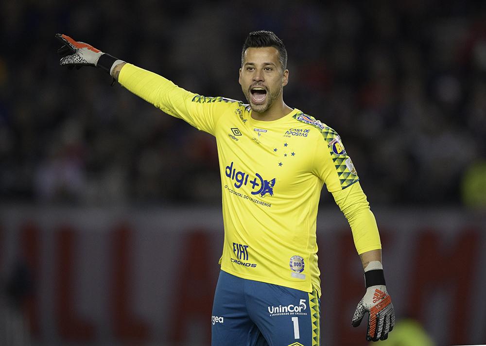 O goleiro Fábio ressaltou que no Mineirão, na próxima semana, a Raposa estará mais forte com o apoio da torcida.