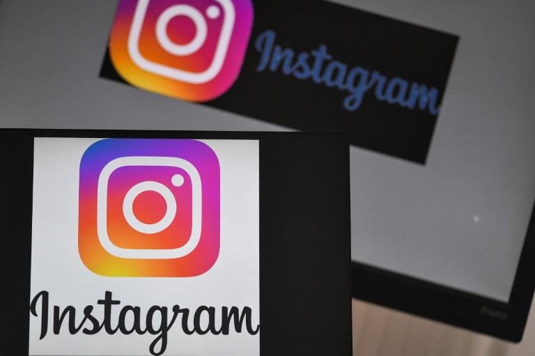 Logo do Instagram em 2 de maio de 2019.
