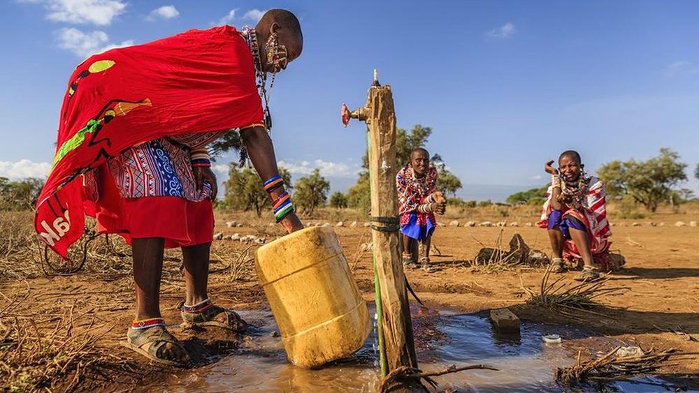 Países tropicais africanos foram os mais afetados.