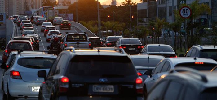 O número de mortes em acidentes de trânsito caiu 17%, passando, de acordo com o Datasus.