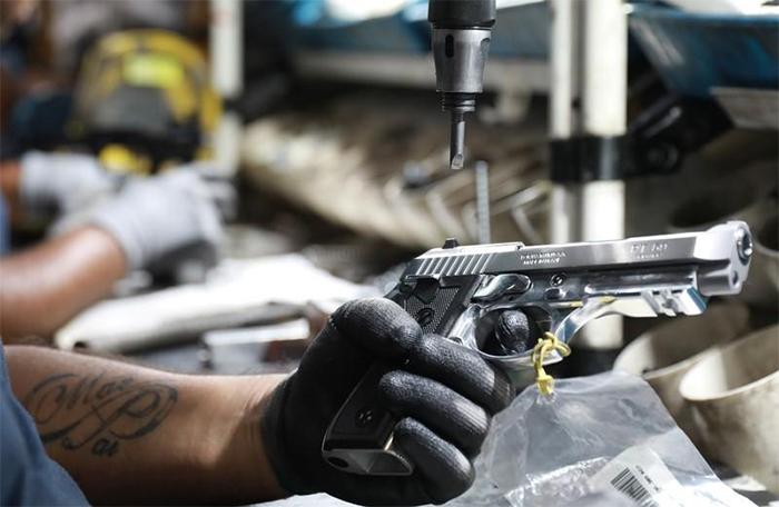 O decreto ampliou o conceito de arma de uso permitido,