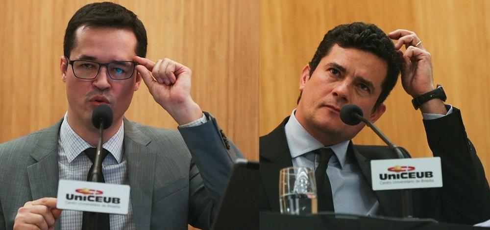 Moro consultava Dallagnol e inclusive o ajudou na elaboração de algumas investigações.