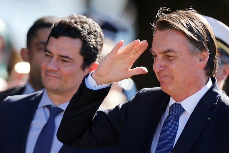 Condenação de Lula pelo então juiz Moro beneficiou Bolsonaro nas Eleições 2018.