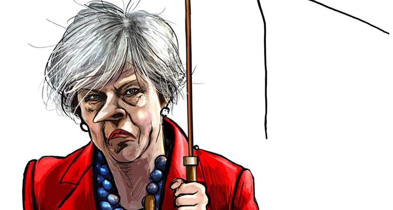 Com o Brexit, a saída da Grã-Bretanha da União Europeia (EU), ninguém mais sabia como ficaria a situação desses britânicos que moram na Europa. (Reprodução Instagram @RLOppenheimer)
