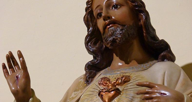 O Sagrado Coração de Jesus é uma das três solenidades do Tempo Comum, dentro da Liturgia da Igreja Católica, comemorada na segunda sexta-feira, após a solenidade de Corpus Christi. (Reprodução/ Pixabay)