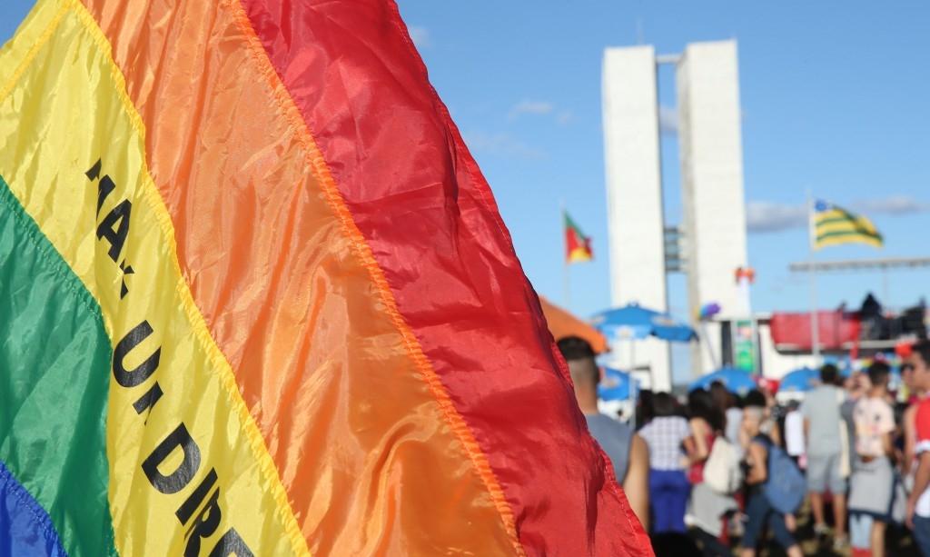 Estava em discussão a 'criminalização da homofobia' através de decisão do Judiciário, e não em razão de lei ordinária federal.