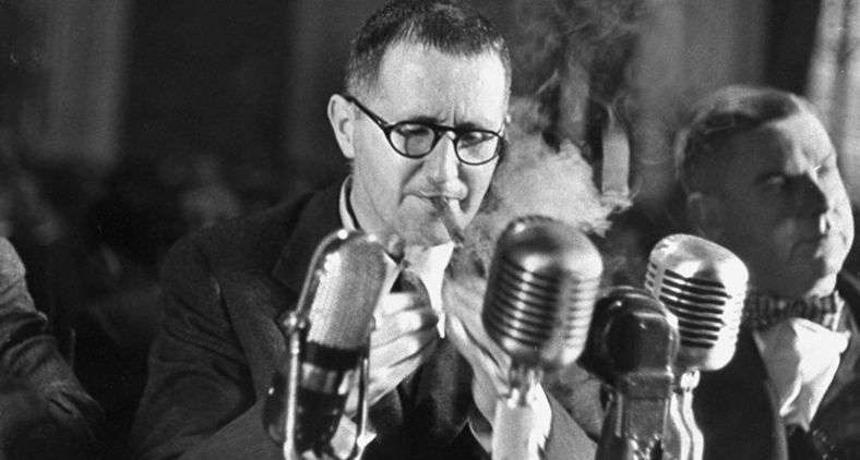 Bertolt Brecht. (Getty Images)