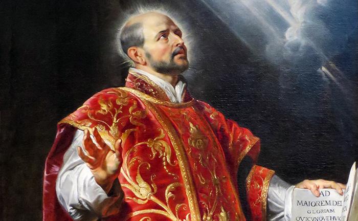 Inácio de Loyola criou o método dos Exercícios Espirituais e fundou a ordem dos jesuítas.