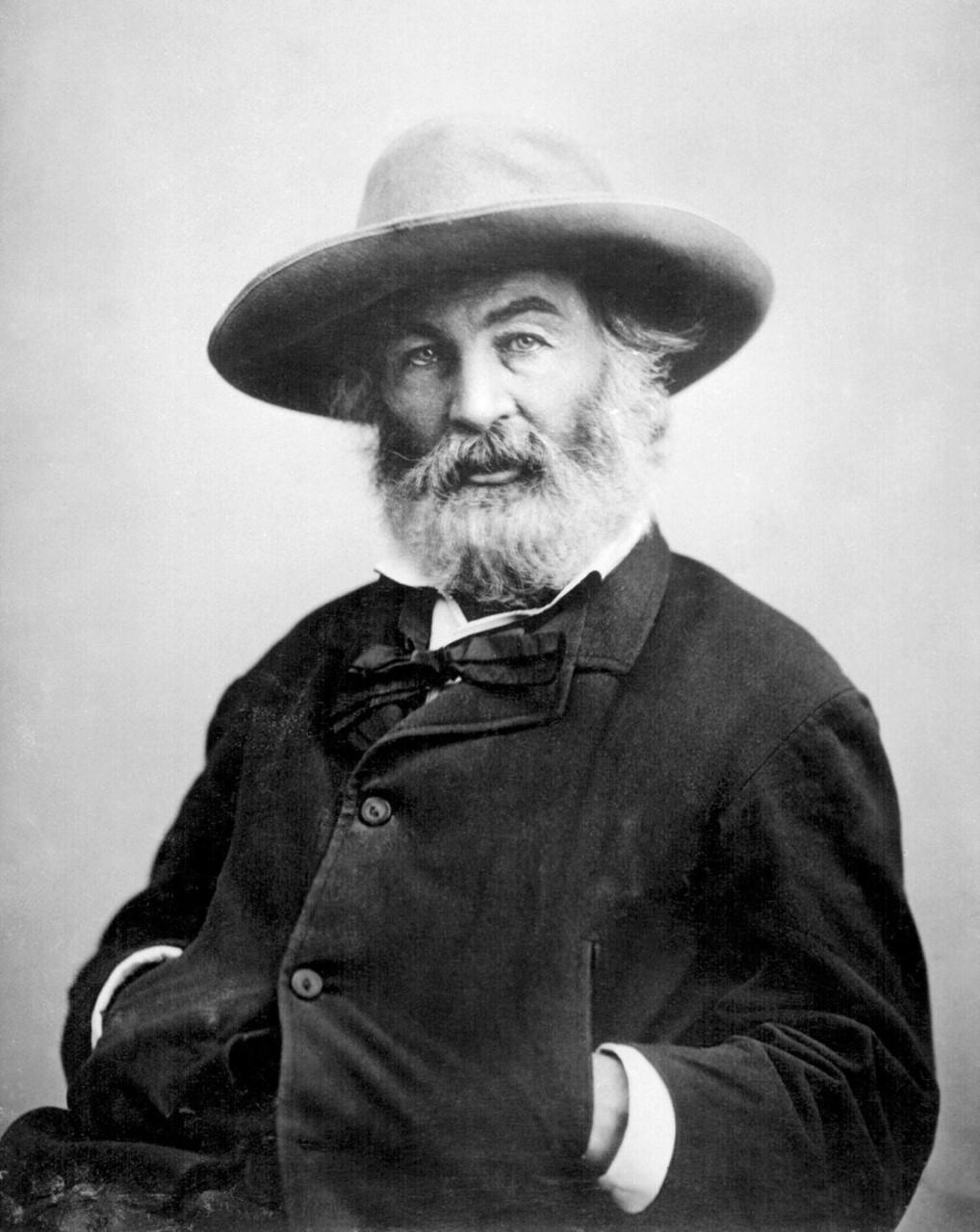 Walt Whitman relata impressões e histórias com sensibilidade única.