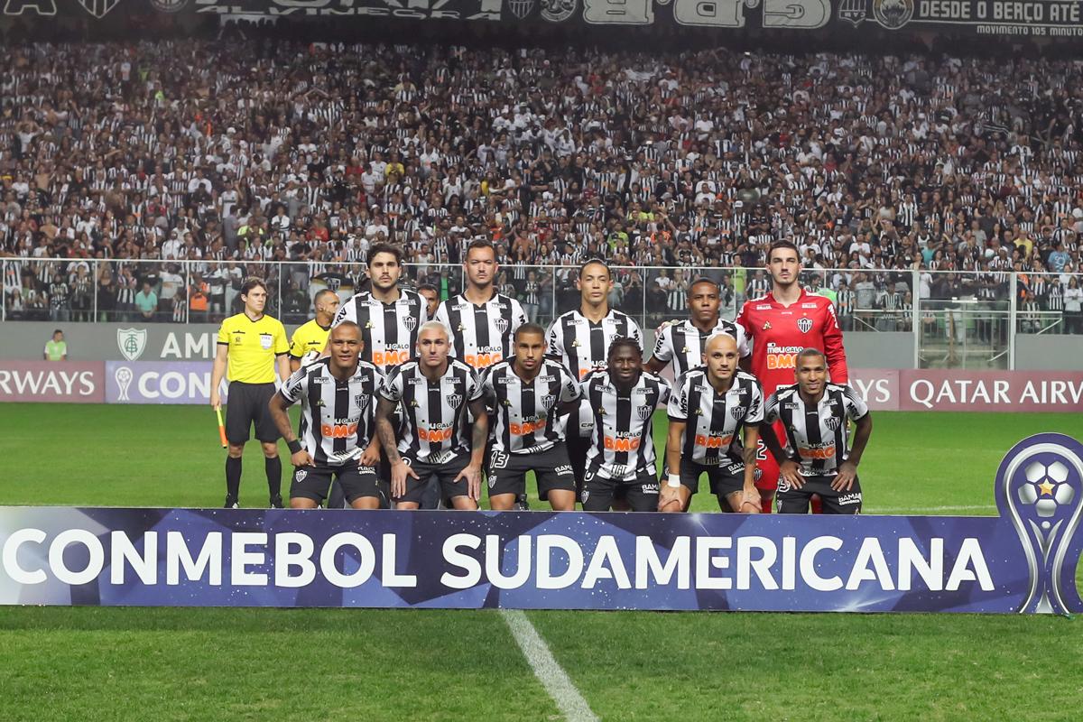 Atlético decidirá a vaga na semifinal no estádio El Campín,