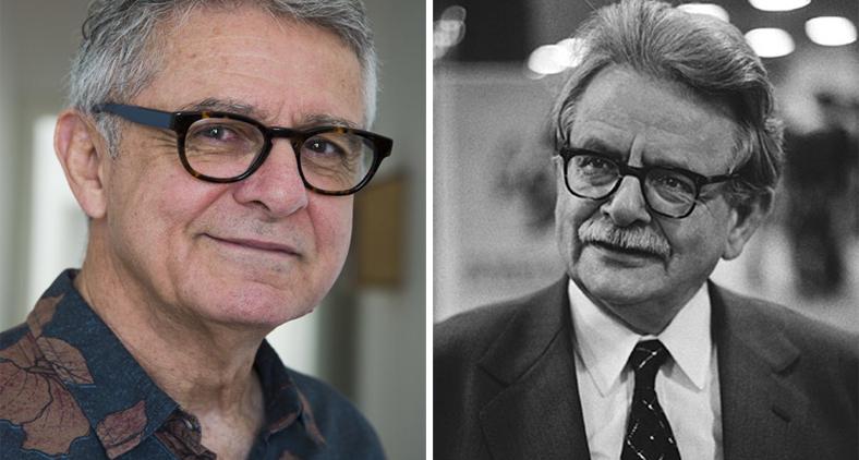 Humberto Werneck é cronista e jornalista. Elias Canetti, escritor búlgaro que ganhou o nobel de literatura em 1981 (Divulgação)