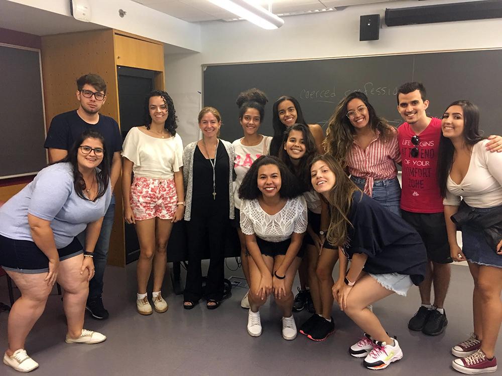 Alunos da Dom Helder realizam intercâmbio na Universidade da Pensilvânia.