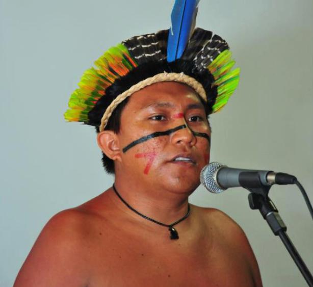 Hoje tem uns 20 mil garimpeiros na terra Yanomami trabalhando lá. São muitos homens [garimpeiros] explorando a nossa casa.
