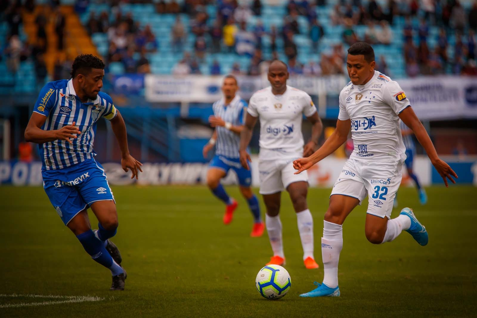 Apesar do empate, Cruzeiro jogou mal mais uma vez