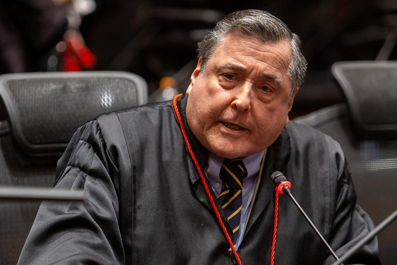 O corregedor Bernardo Moreira Garcez Neto, do Rio de Janeiro.