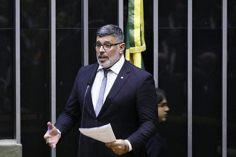 Frota fez críticas ao PSL e ao governo do presidente Jair Bolsonaro, seu correligionário.