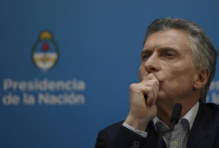 O presidente argentino, Mauricio Macri, anunciou medidas econômicas após o revés eleitoral nas primárias de domingo