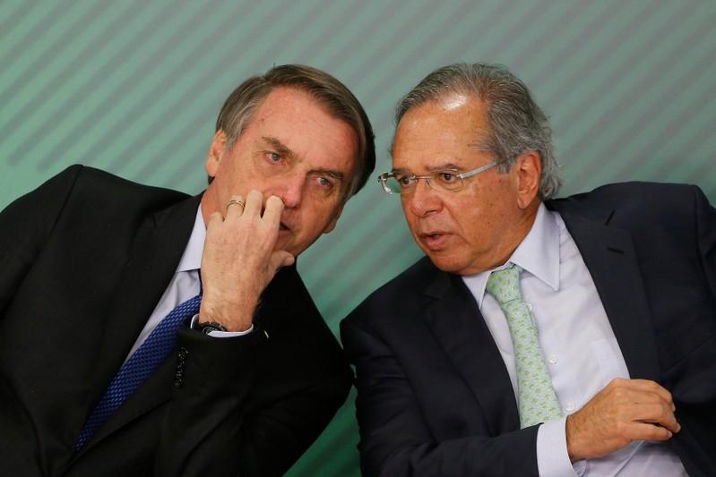 Em sua fala, Guedes defendeu que o Brasil nunca precisou da Argentina para crescer.