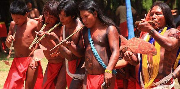 O laudo aponta a existência de uma lesão superficial na cabeça do índio waiãpi, mas minimiza seu efeito.