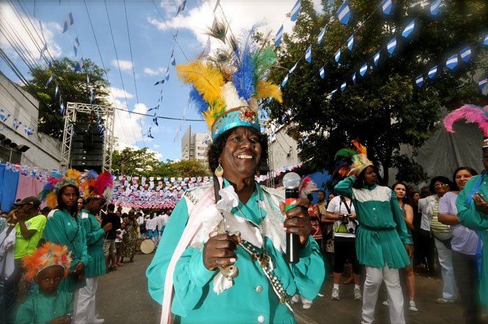 Festa da cultura reinadeira/congadeira é rica e espera conscientizar população sobre a religião.