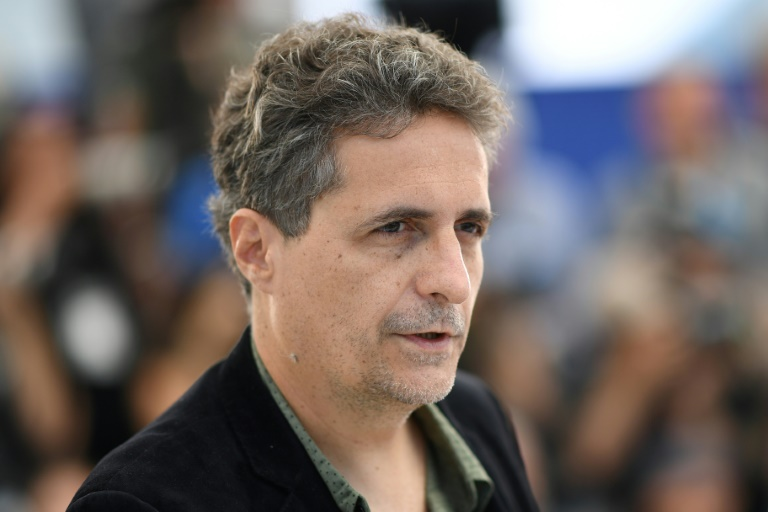 Diretor do filme 'Bacurau', Kleber Mendonça Filho, na 72ª edição do Festival de Cannes, em 16 de maio de 2019