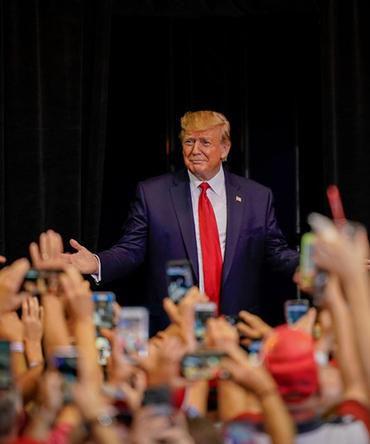 Apelar a temores de brancos sobre raça pode ser mais difícil para Trump em 2020, diz pesquisa (Reuters)
