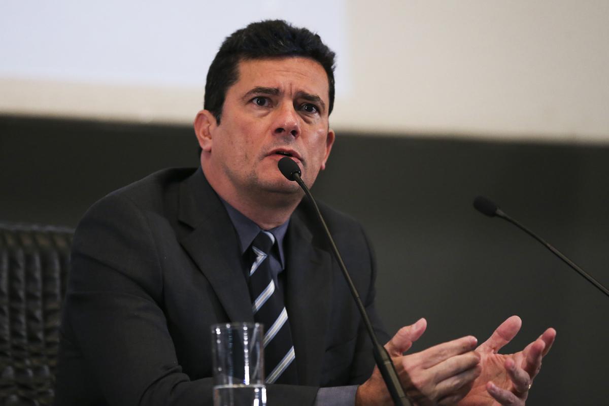 Moro sugeriu ao presidente veto de nove artigos do texto que a Câmara aprovou