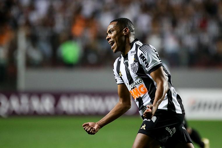 Elias fez o gol da vitória do Atlético contra o La Equidad.