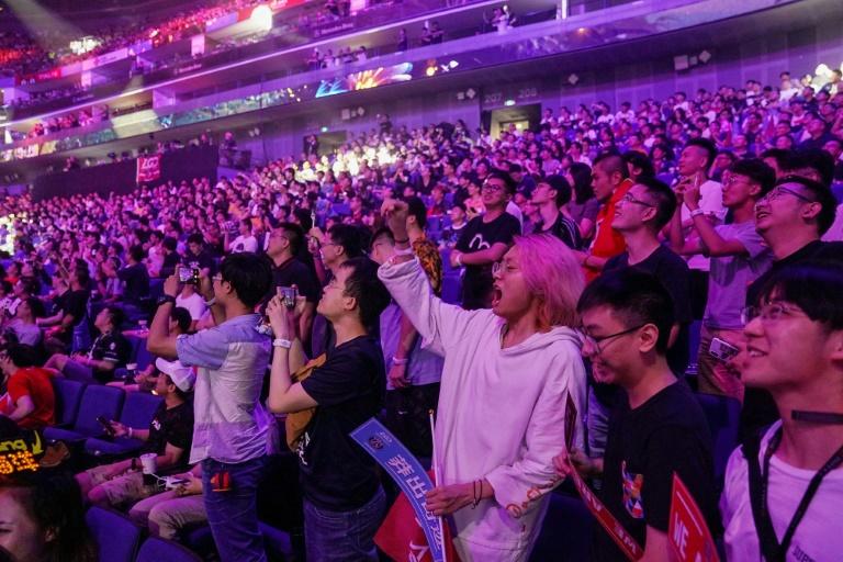 Jorgadores participam esta semana de um torneio internacional em Xangai.